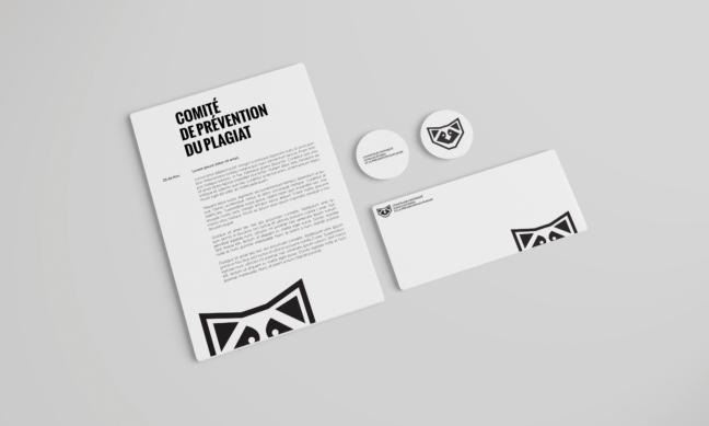 Comité sur l'intégrité dans les études et la prévention du plagiat : Image de marque