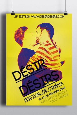 Festival Désir Désirs : Affiche
