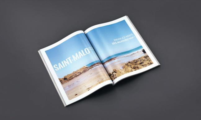 Carnet publicitaire & photographies
